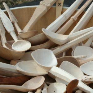 Beth Moen spoons